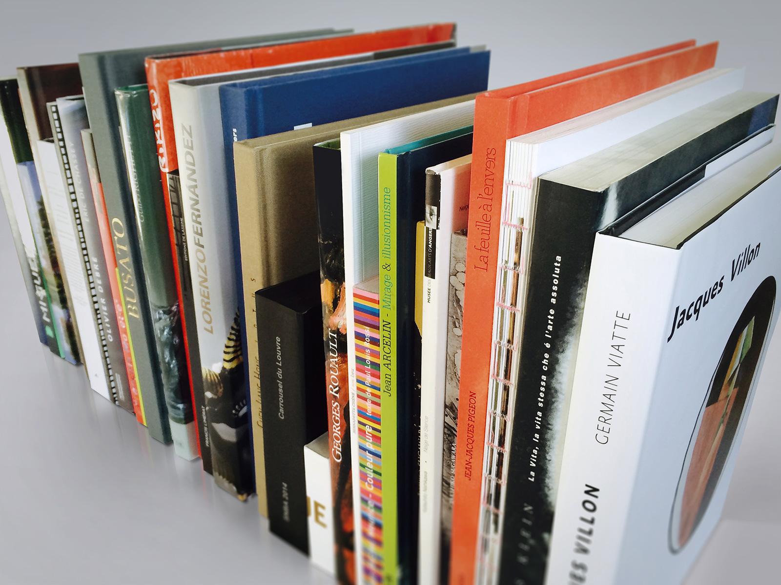Livres brochures catalogues impression numérique ou offset Copy Concept Levallois
