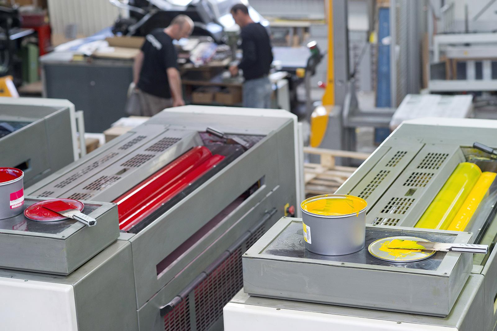 Copy Concept Levallois-Peret imprimeur couleur et photocopie