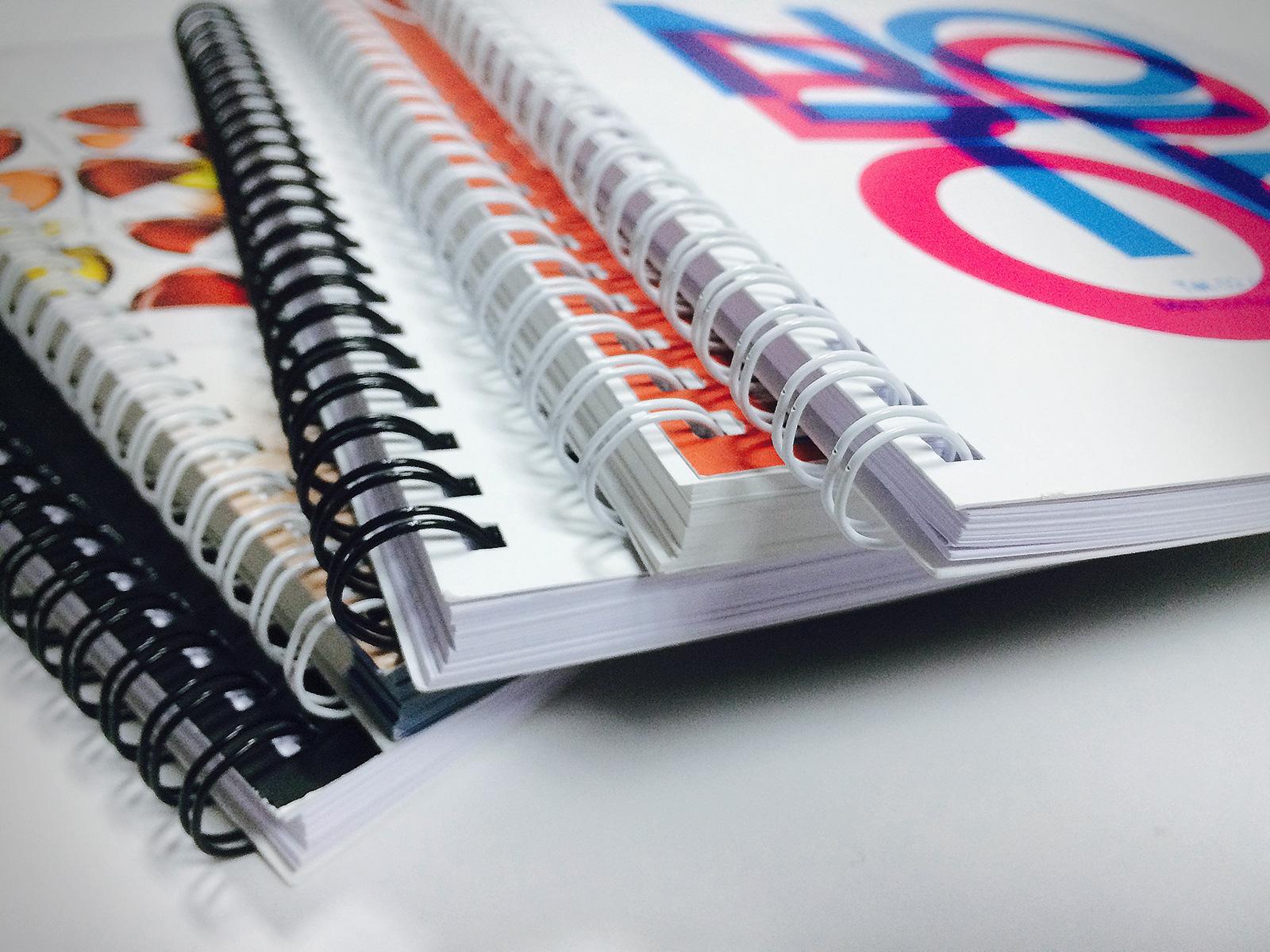 Reliure wireo Copy Concept 92 Levallois